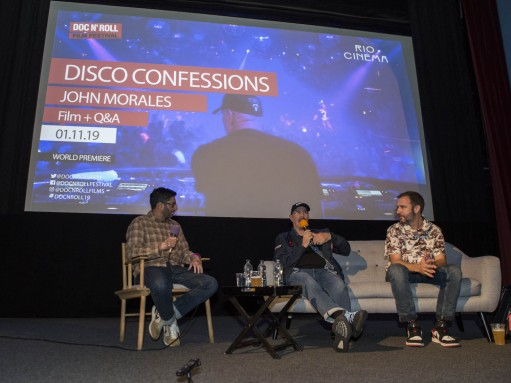 Disco Confessions: Q&A with journalist Aly Gillani, John Morales and director Javi Senz