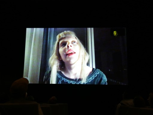 Once Aurora: post-screening Q&A with Aurora via video link from Norway